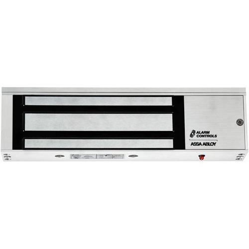 Alarm Controls 600LB 28 600lb Sgl Maglock 12/24 Ul Led Bs Dss
