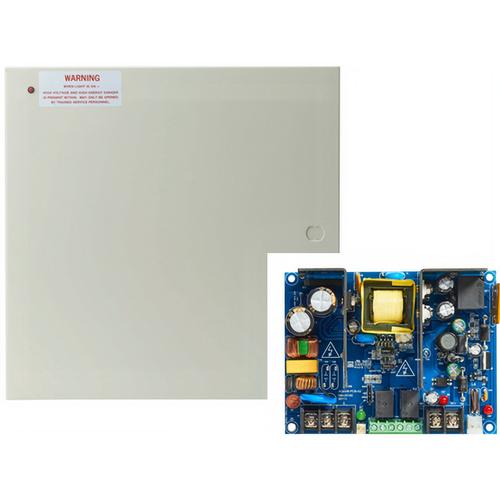Securitron AQD2 Power Supply - 2 Amp, 12 / 24 Volt DC, Supervised in Enclosure