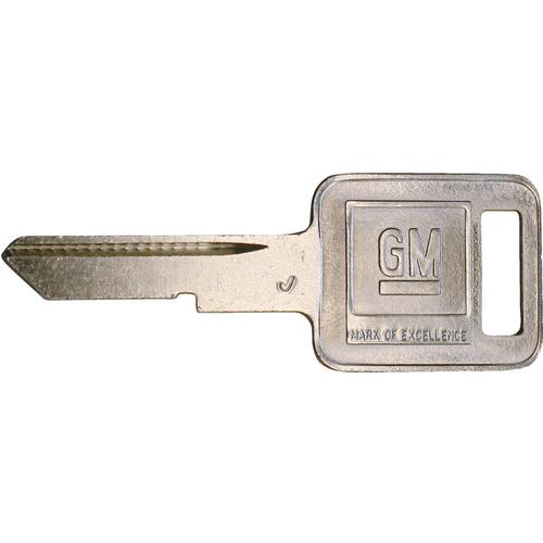 Strattec 320470 Gm Logo Key Grv57j P1098j B46