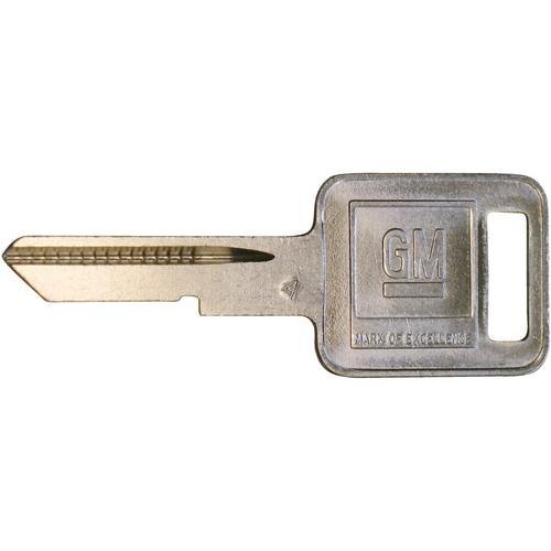 Strattec 320588 Gm Key Grv51a P1098a B48