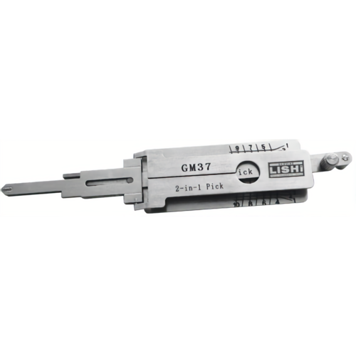 Lishi 7 Gm Non-warded 10-cut B106