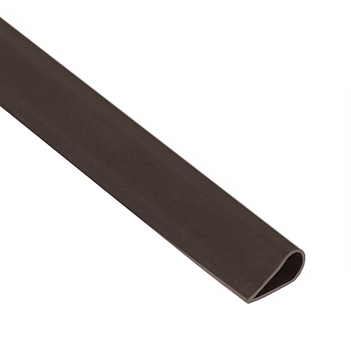 NGP 5050B 17FT Brown Silicone Bulb Fire And Smoke Seal