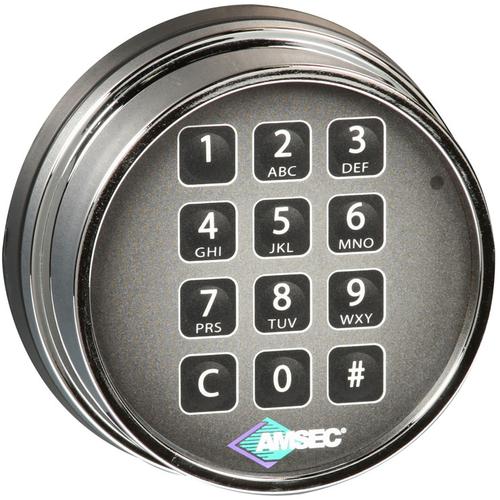 Amsec 0615772 Chrome Esl10xl Retro-fit Kit