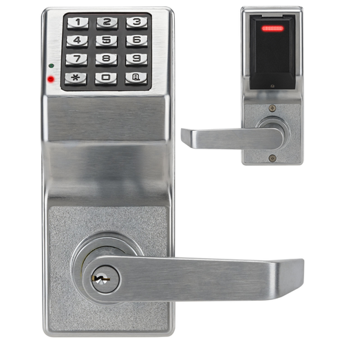 Alarm Lock DL2700LDIC26D1B Trilogy Keypad W/lockdown 1 Button Rmt