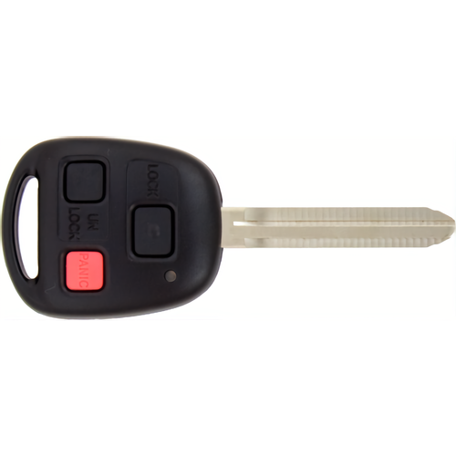 Auto Security RK30-108-ISO +toyota Land Crusier 3 Button Remote Hea