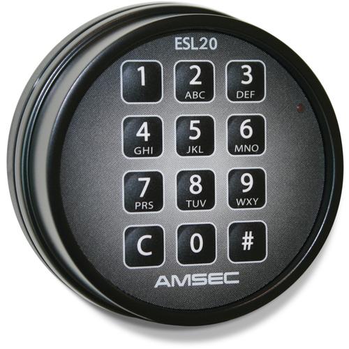 Amsec 0615786 Black Esl20xl Retro-fit Kit