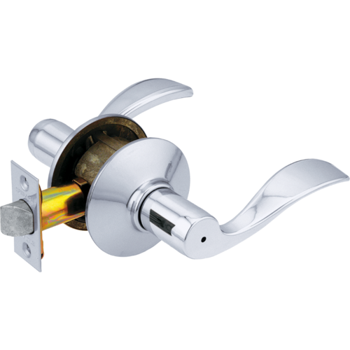 Schlage F40ACC625 16-210 Privacy Accent Lever Grade2