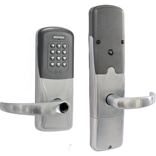 Schlage AD400-MS50MTK-SPA626-PD Kit - Multi-tech Kp Wireless Mortise