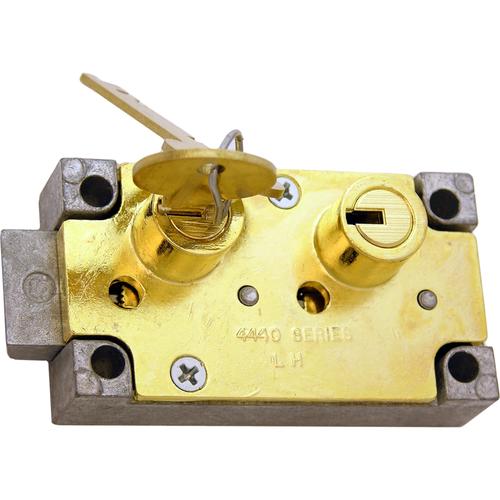 Sargent & Greenleaf 4440-018 Lh Deposit Lock #4 Guard