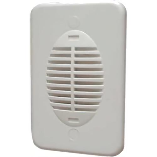 Alarm Technology SGST-W Piezo Siren Single Tone Flush Mount