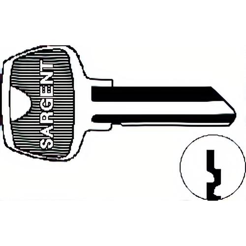 Sargent 265R Key Blank