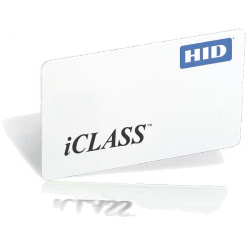 HID 2000HPGGMNFC122 Iclass Printable Cards 26bit 2k Fac122