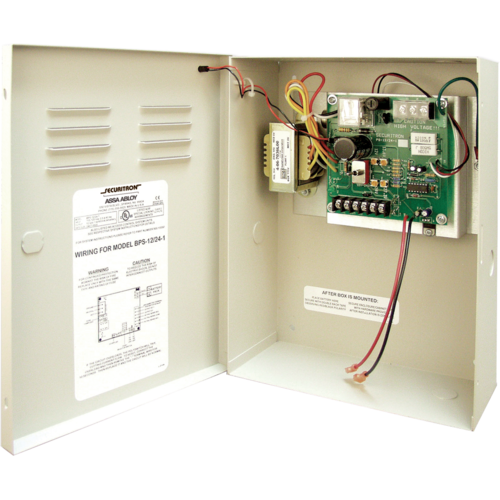 Securitron BPS12-1 Power Supply