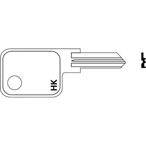 JET HK4 Haworth Key