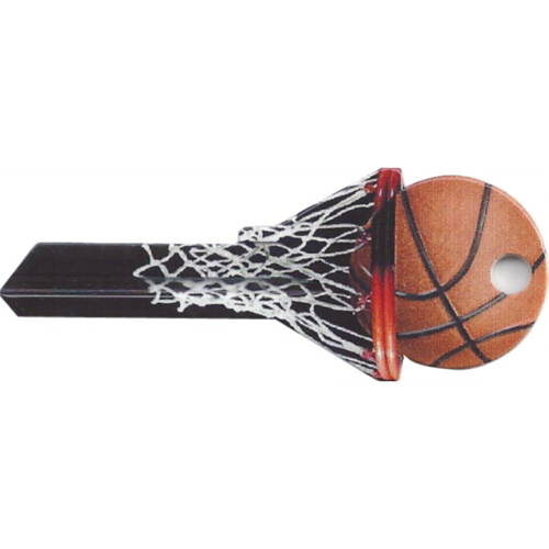 Rockin Keys 8682 Sc1 Basketball Key