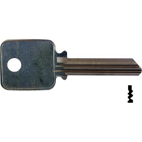 Dormakaba A1638 Medeco Key 6-pin G3