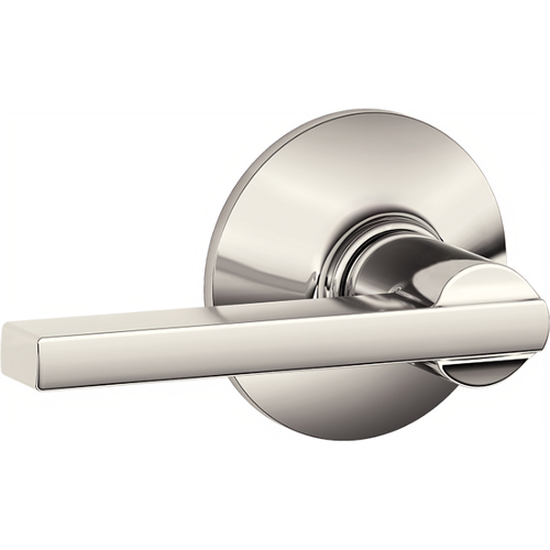 Schlage F40LAT625 16-210 Latitude Privacy Lever Grade2