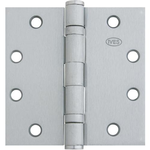 Ives 5BB1652 4.5X4.5 Hinge Std Wt 4.5in X 4.5in 652