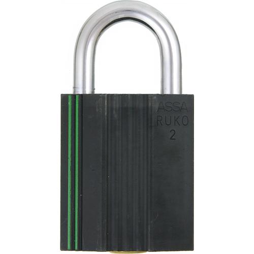 Assa Abloy 65190B-SNS Twin 6000 No.2 Padlock Non-key Ret Sns