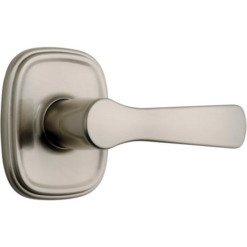 Brinks 23052-119 Alwood Passage Push Pull Rotate Lockset Satin Nickel Finish