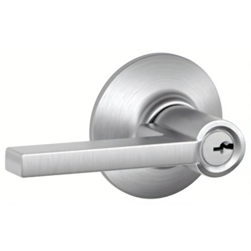 Schlage F40LAT619 16-210 Latitude Privacy Lever Grade2