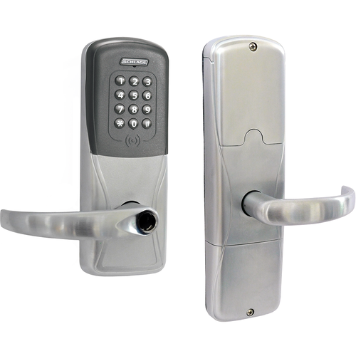 Schlage AD300-CY70MTK-SPA626-LD Kit - Multi-tech Kp Networked Cylindrica