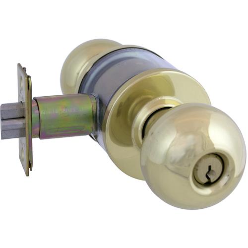 Falcon Lock W511CP6DHAN605-2 3/8 BS Sch C Entry Knob Hana Grade2