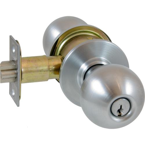 Schlage A80PDORB626-2-3/8 BS Grade2 Storeroom Knob Orbit