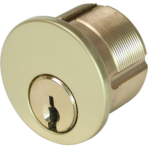 GMS M118SC3-ATA2 Mortise Cylinder 1-1/8in 5p Sch C Ar/st