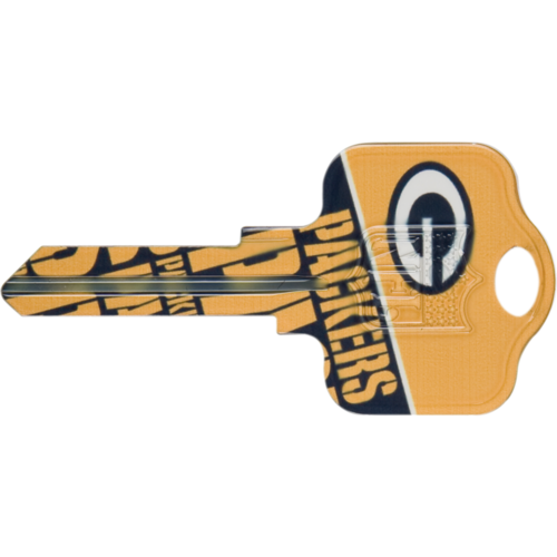 Dormakaba SC1-NFL-PACKERS Team Key Nfl Green Bay Packers