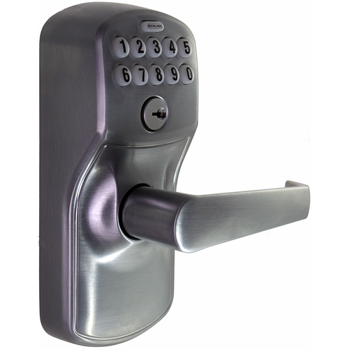 Schlage FE595PLY626ELA 16-211 Keypad Entry Flex Lock Plymouth/elan