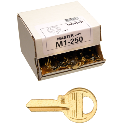 JET KEY-M1 Econo Bulk Pack M1-250