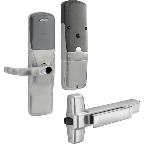 Schlage AD400-993R70MT-SPA626-LD Kit - Multi-tech Wireless Exit Trim
