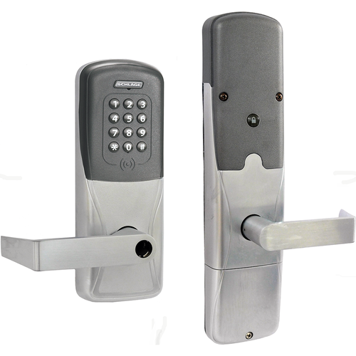 Schlage AD400-MS40MTK-RHO626-PD Kit - Multi-tech Kp Wireless Mortise