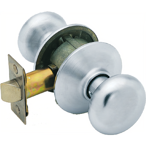 Schlage F10PLY626 16-080 Passage Plymouth Knob Grade2