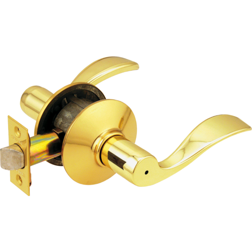 Schlage F40ACC605 16-080 Privacy Accent Lever Grade2