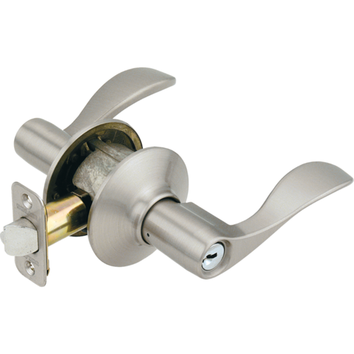 Schlage F51AACC619 16-211 Entry Lever Accent Grade2 Ka4