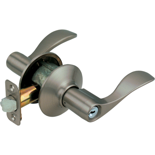 Schlage F51AACC620 16-211 Entry Lever Accent Grade2 Ka4