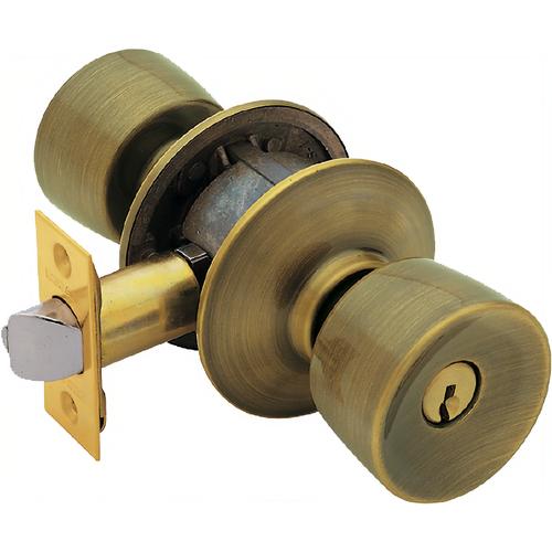 Schlage F51ABEL609 16-211 Entry Bell Knob Grade2 Ka4