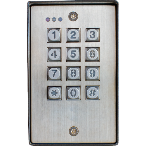 Seco-Larm SK-1123-SDQ Surface Mount Stand Alone Keypad
