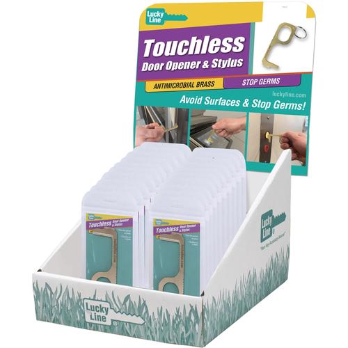 Luckyline 48261 Touchless Door Opener & Stylus Display