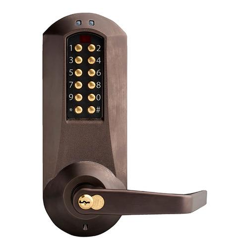 Dormakaba E5066CWL-744-41 Pushbutton Lock