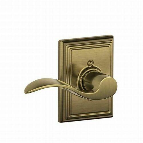 Schlage F170ACC609ADDRH Tubular Lock