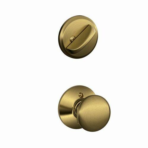 Schlage F59PLY609 Schlage Lock Handlesets